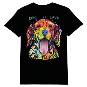 Dog Love Heat Transfers