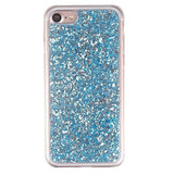 Popular Flake Glitter Phone Cases Mix Colors - All Models