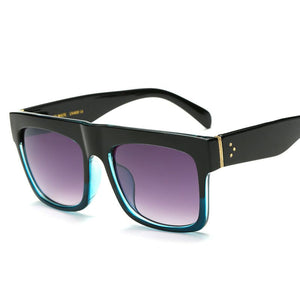 Fashion Unisex Square Sunglasses - Mix Colors