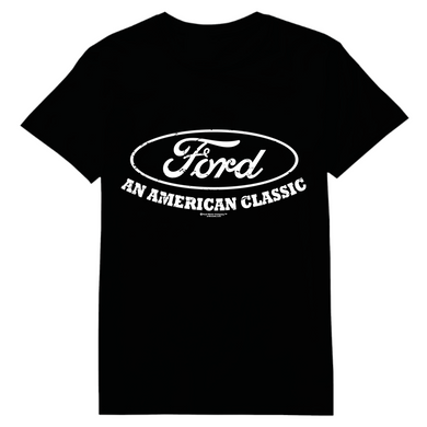 Ford American Classic Heat Transfers