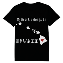 Hawaii Heat Transfers