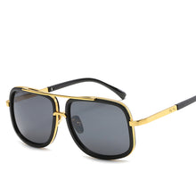 Polarized Sunglasses Men Retro Brand Sunglasses - Mix Colors