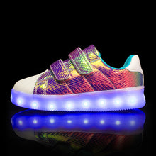 New Arrival Kids Light Up Led Shoes - Colorful