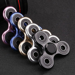 Metal Fidget Spinners - More Spinning Time