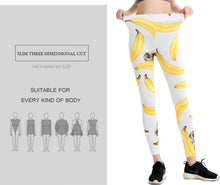 Banana Fashion Leggings