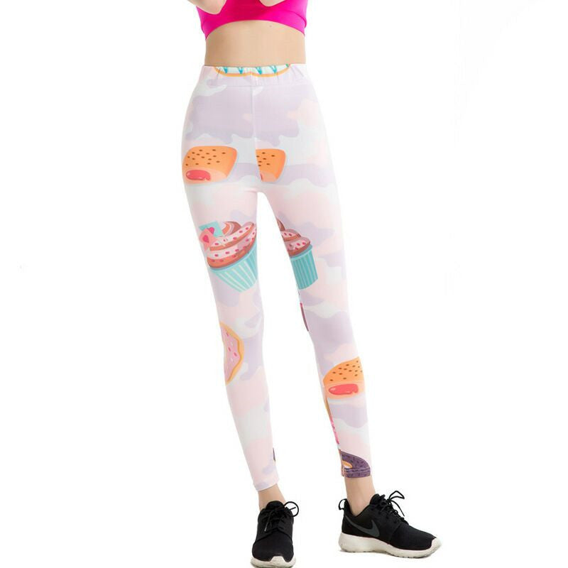 Cake Fashion Leggings