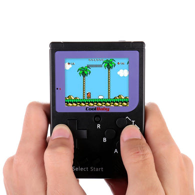 Wholesale Pocket Handheld Video Game Console With 129 Built-In Games