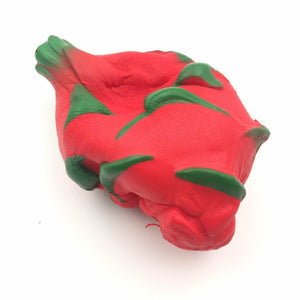 Wholesale Jumbo Pitaya Squishy - 14cm