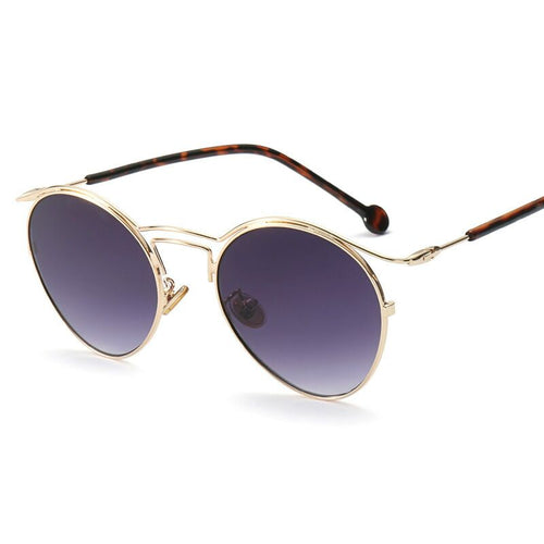 Retro Fashion Sunglasses - Mix Colors