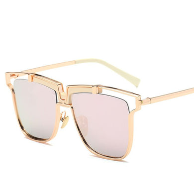 Reveal The Fashion And Elegant Sunglasses - Mix Colors