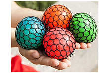 Wholesale Popular Mesh Ball Squishies, Quality Stress Relief Squeeze Toys