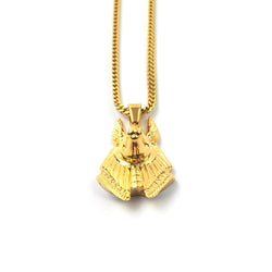 PVD 18K Gold Anubis Piece Necklaces