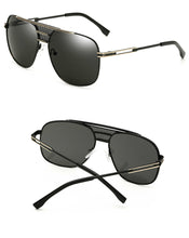 Load image into Gallery viewer, Men's Mirrored Celebrity Sunglasses Metal Frame - Mix Colors