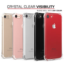 Bulk DIY Clear Transparent Shockproof TPU Phone Cases for Most Phone Models - 10 Pack