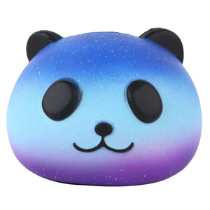 Wholesale Jumbo Galaxy Panda Squishy -10cm