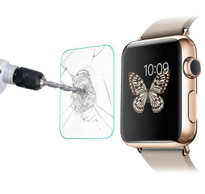 Premium Tempered Glass For Apple Watch 42mm, 38mm