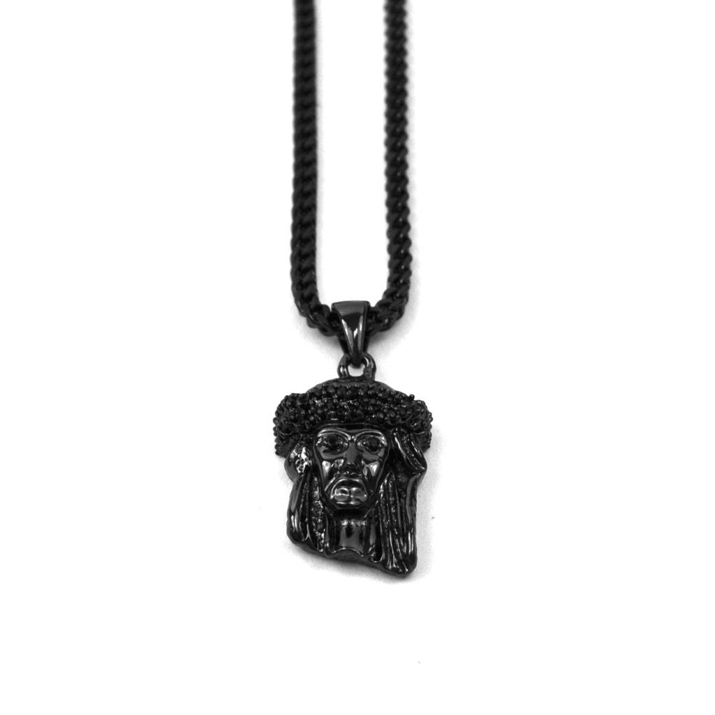 Jesus Piece Black Rhodium Edition