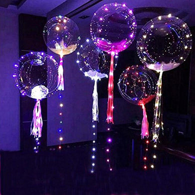 Wholesale Light Up LED Balloons for Parties and Birthdays
