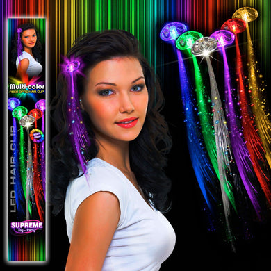 Wholesale LED Hair Extensions - 5 Pack