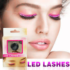 Wholesale LED Eyelashes - Light Up Lashes