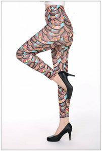 Free Size Fashion Leggings