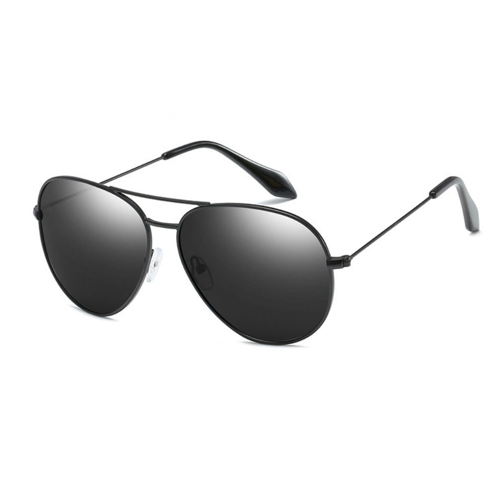 Men's Pilot Mirrored Celebrity Sunglasses Metal Frame - Mix Colors