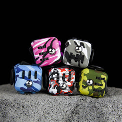 Printed Fidget Cubes - All Styles