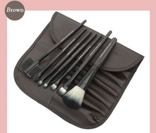 Professional 7 PCS Makeup Brushes Set Tools - Mix Colors