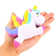 Jumbo Flying Unicorn Squishy - 14cm