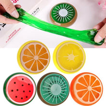 Crystal Fruit Clay Rubber Mud Hand Gum Plasticine Slime Stuff Scents