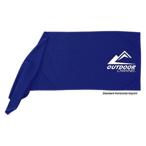 Custom Logo Promotional Instant Cooling Towels
