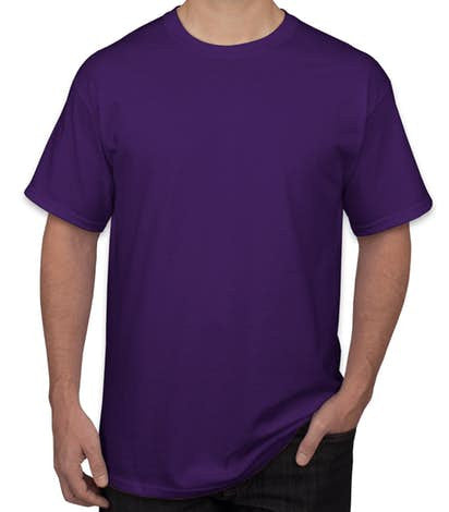 Custom Logo Ultra Cotton T‑shirts - Men