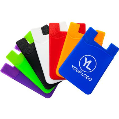 DIY Adhesive Cell Phone Wallets for Sublimation, Screen Printing nd Customization - 15 Pack