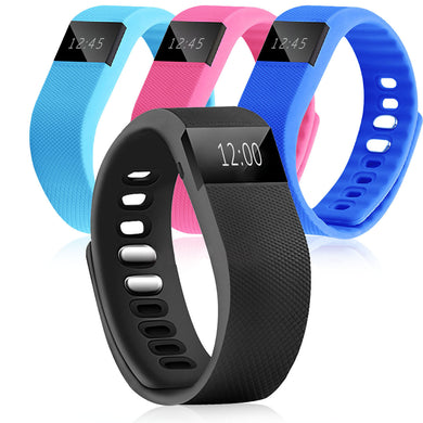 Wholesale Sleep Sports Fitness Activity Tracker Smart Wrist Band Pedometer Bracelet Watch