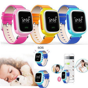 Smart Baby Watch SOS Call Location Device Tracker Safe Anti Lost Monitor for Android, IOS