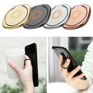 Smart Universal Smartphone Holder & Stand Ring - Hot Colors