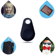 Load image into Gallery viewer, Custom Logo Key Chain GPS Tracker, Finder Device for Auto Car Kids Motorcycle or Keys