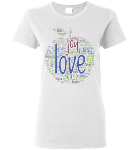 Fruit of the Spirit Women's T-shirt