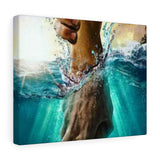 Hand of Christ Canvas Gallery Wrap