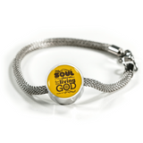 My Soul Thirsts - Luxury Christian Bracelet