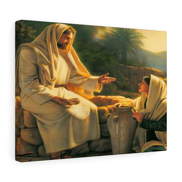 Gethsemane Jesus Picture Wall Art for Living Room Christian Painting