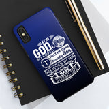 John 3:16 Case Mate Tough Phone Cases