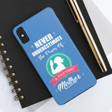 """Praying Mother"" Case Mate Tough Phone Cases"