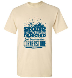 The CornerStone - Men's T-Shirt