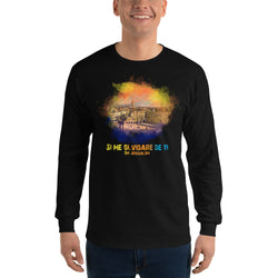 Spanish Oh Jerusalem-Long Sleeve T-Shirt