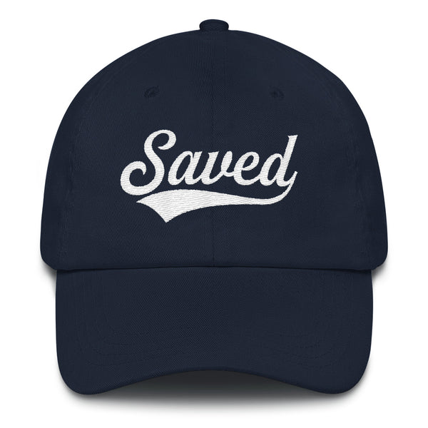 Saved - Premium Christian Hat