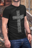 At The Cross (Blessed) - Mens Tee