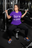 She Is Strong - Womens Tee