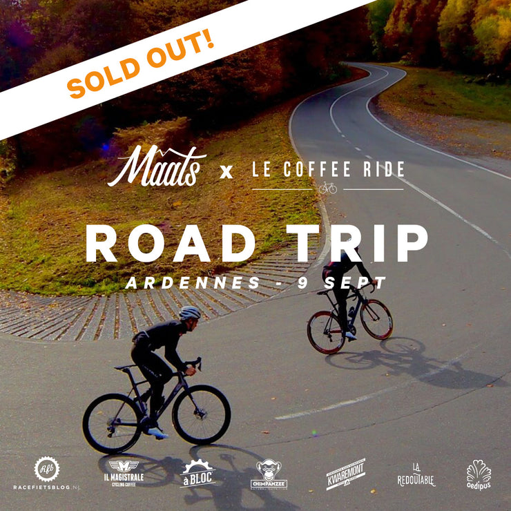 Maats Roadtrip Ardennes x Le Coffee Ride
