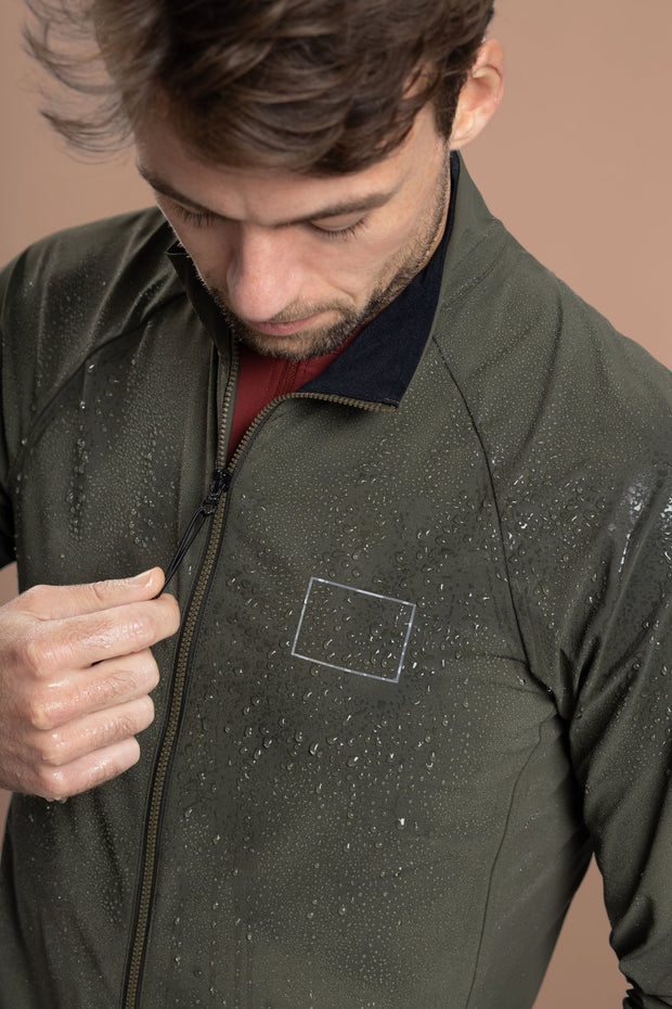 Bad Weather Jacket Moss - Maats